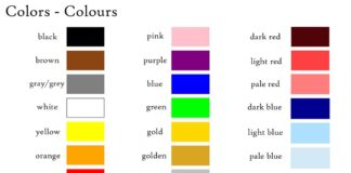 colors-in-english-ingliz-tilida-ranglar